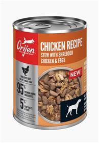 Orijen Chicken Stew with Shredded Chicken and Eggs Wet Dog Food
