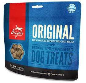 Orijen Freeze Dried Treats Original Formula