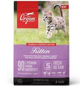 Orijen Grain Free Dry Kitten Food