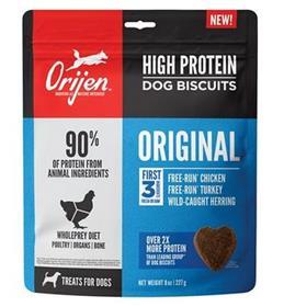 Orijen Original High Protein Grain Free Biscuit Dog Treats