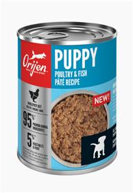 Orijen Puppy Poultry and Fish Pate Wet Dog Food