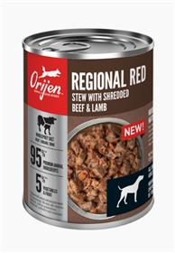 Orijen Regional Red Stew with Shredded Beef and Lamb Wet Dog Food