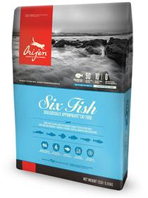 Orijen Six Fish for Cats