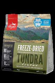 Orijen Tundra Freeze Dried Dog Food