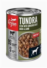 Orijen Tundra Stew with Shredded Beef Duck and Lamb Wet Dog Food