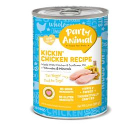 Party Animal Grain Free Kickin Chicken