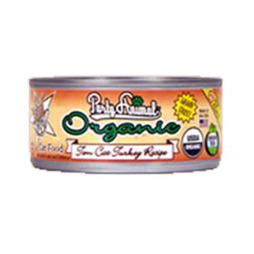 Party Animal Organic Tom Cat Turkey Cat Cans