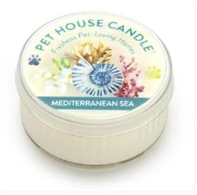 Pet House Candle Mediterranean Sea Mini Candle