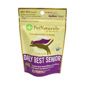 Pet Naturals of Vermont Daily Best Senior for Cats