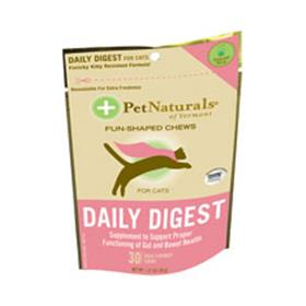Pet Naturals of Vermont Daily Digest for Cats