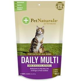 Pet Naturals of Vermont Daily Multi Cat Chews