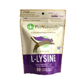 Pet Naturals of Vermont L Lysine for Cats