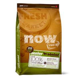 Petcurean NOW FRESH Grain Free Small Breed Senior