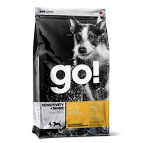 Petcurean GO Sensitivity and Shine Duck Recipe Dry Dog Food