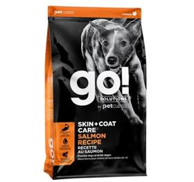 Petcurean Go Solutions Skin Coat Care Salmon Recipe Dry Dog Food
