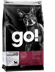Petcurean GO Sensitivity Shine Limited Ingredient Lamb Recipe for Dogs