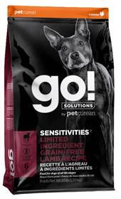 Petcurean GO Solutions Sensitivities Limited Ingredient Grain Free Lamb Recipe