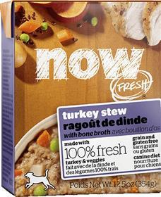 Petcurean Grain Free Turkey Stew with Bone Broth