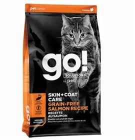 Petcurean Skin and Coat Grain Free Salmon Recipe for Cats