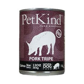 Petkind Thats It Pork Tripe Canned Dog Food