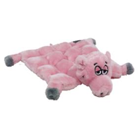 Pig Squeaker Mat Dog Toy