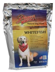 Pioneer Naturals Whitefish Dog Food