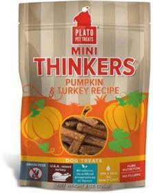 Plato Mini Thinkers Pumpkin Turkey Recipe