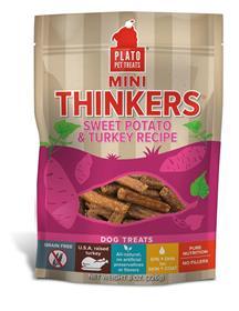Plato Pet Treats Mini Thinkers Sweet Potato Turkey Recipe