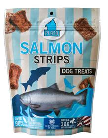 Plato Pet Treats Salmon Strips