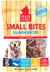 Plato Salmon Small Bites