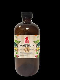 Plato Small Batch Bone Broth Pork
