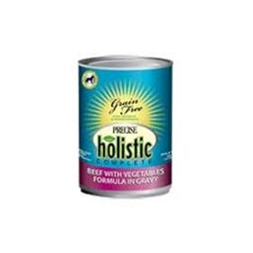 Precise Holistic Grain Free Beef and Vegetable Dog Cans