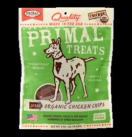 Primal Chicken Chip Treats