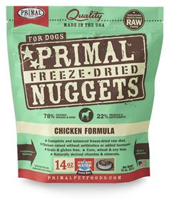 Primal Freeze Dried Canine Chicken Formula