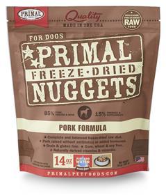 Primal Freeze Dried Pork Dog Formula