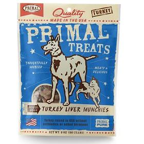 Primal Freeze Dried Turkey Liver Munchies