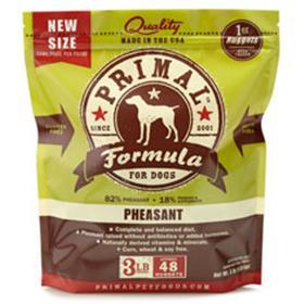 Primal Frozen Canine Pheasant Formula