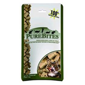 PureBites Beef Liver Cat Treats