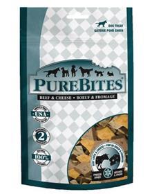 PureBites Beef Cheese Freeze Dried Dog Treats