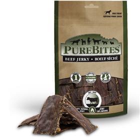 PureBites Beef Jerky
