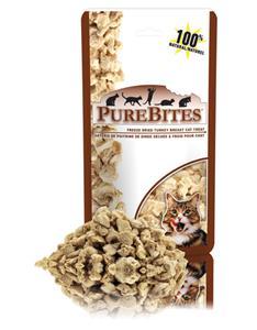 PureBites Cats Freeze Dried Turkey Breast Treats