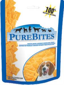 PureBites Cheddar Cheese Dog Treats