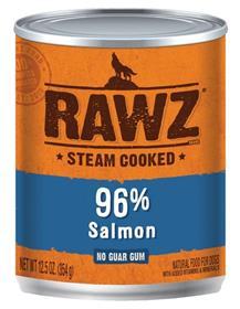 Rawz Dog Salmon Can