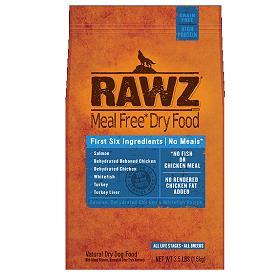 Rawz Salmon Dry Food