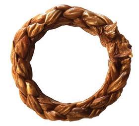 RedBarn Dog Treat Braided Ring