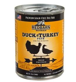 Redbarn Natural Duck and Turkey Pate Dog Food