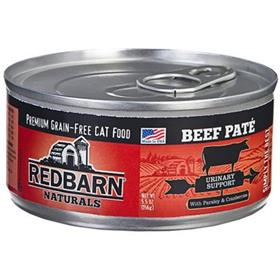 Redbarn Pate Urinary Support Cat Food Beef