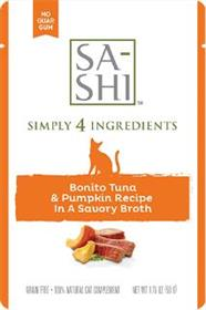 Sashi Bonito Tuna and Pumpkin Recipe