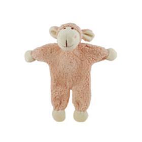 Simply Fido Stuffless Lolly Lamb Organic Dog Toy