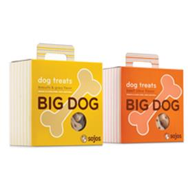 Sojos Big Dog Treats